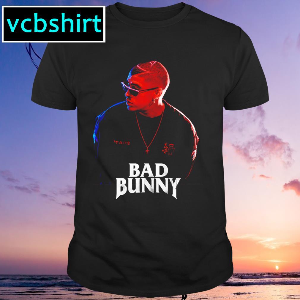 Bad Bunny singer shirt