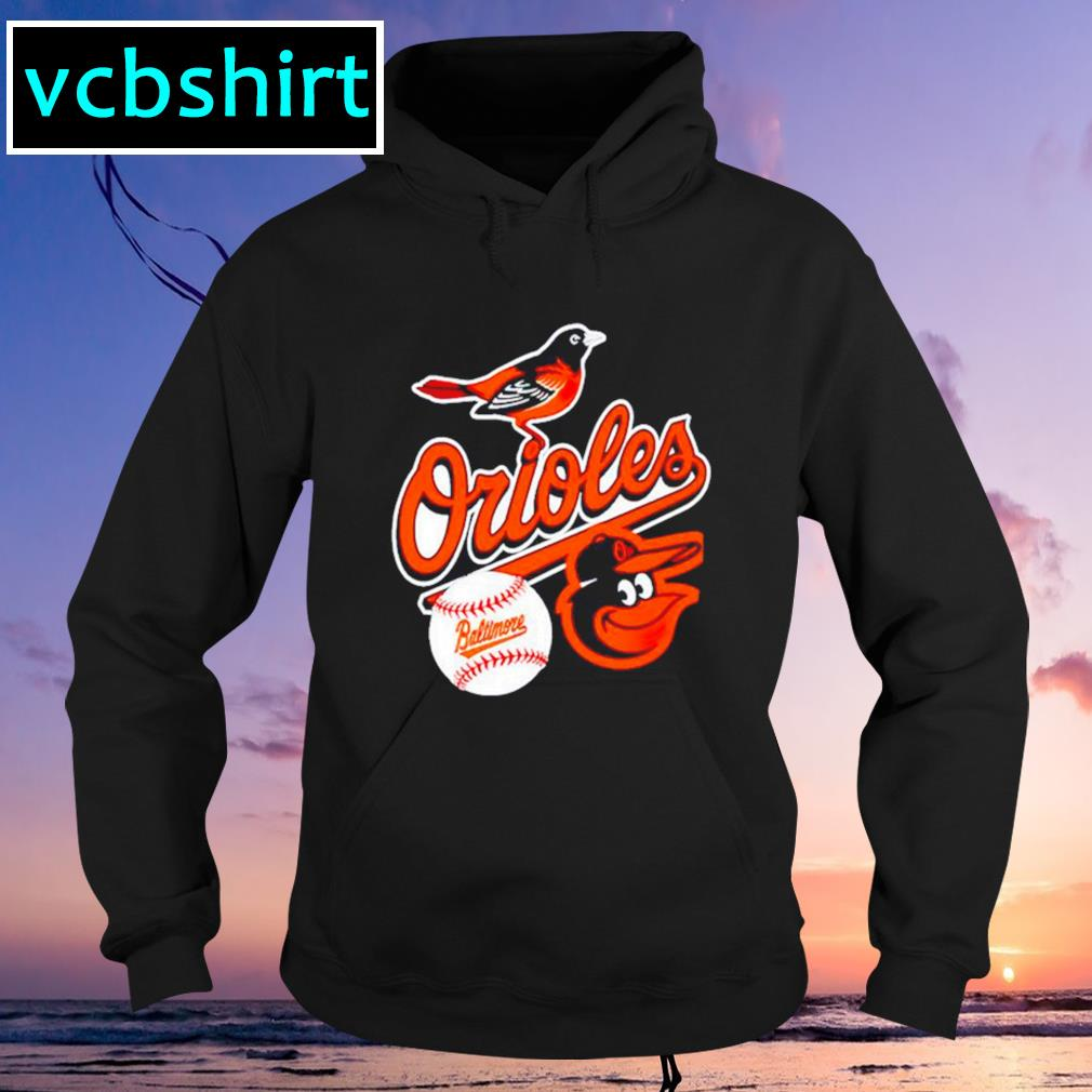 Baltimore Orioles baseball Hoodie