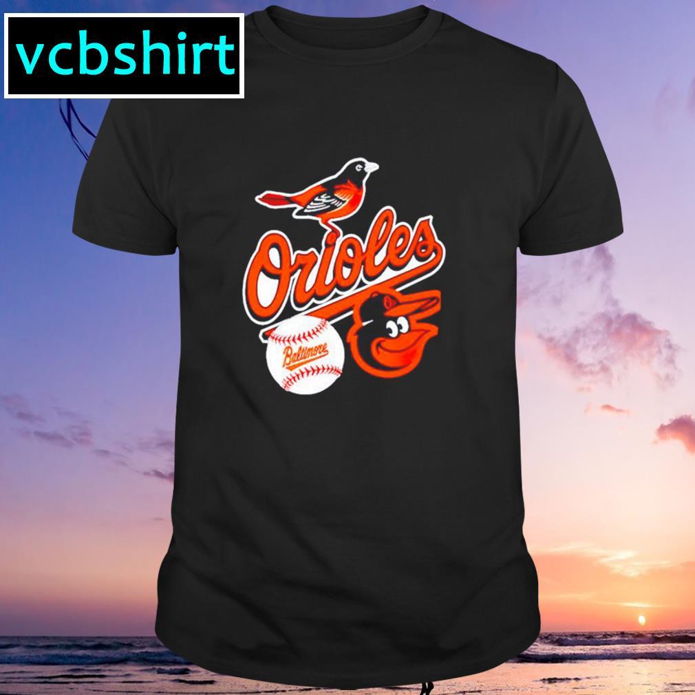 Baltimore Orioles baseball shirt