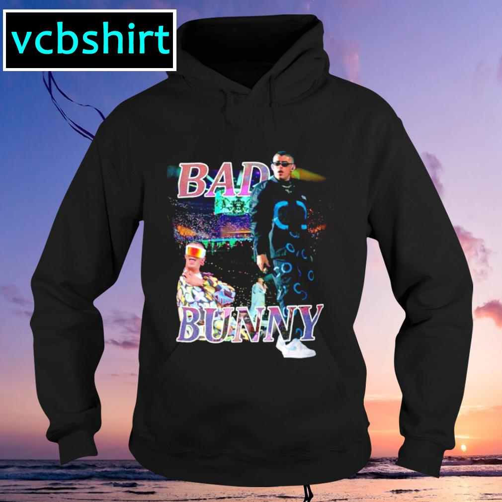 Hot Bad Bunny Hoodie
