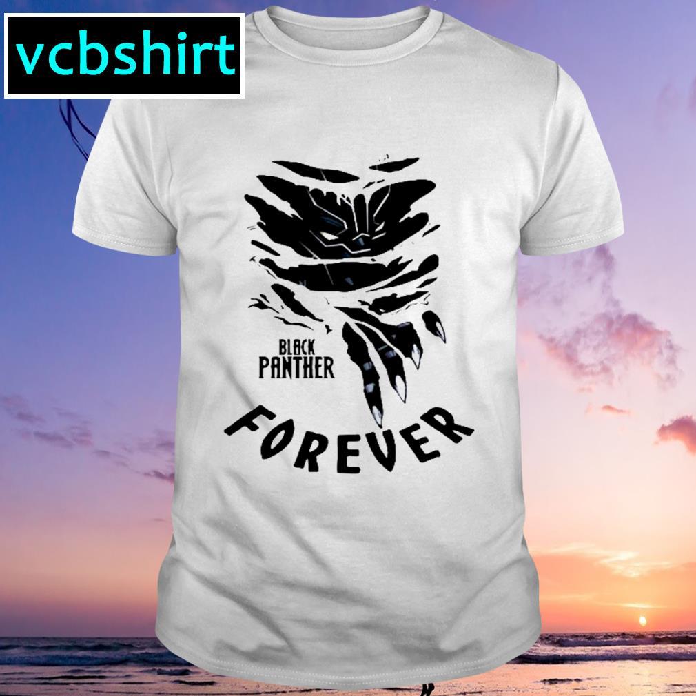 Rip Black Panther forever shirt