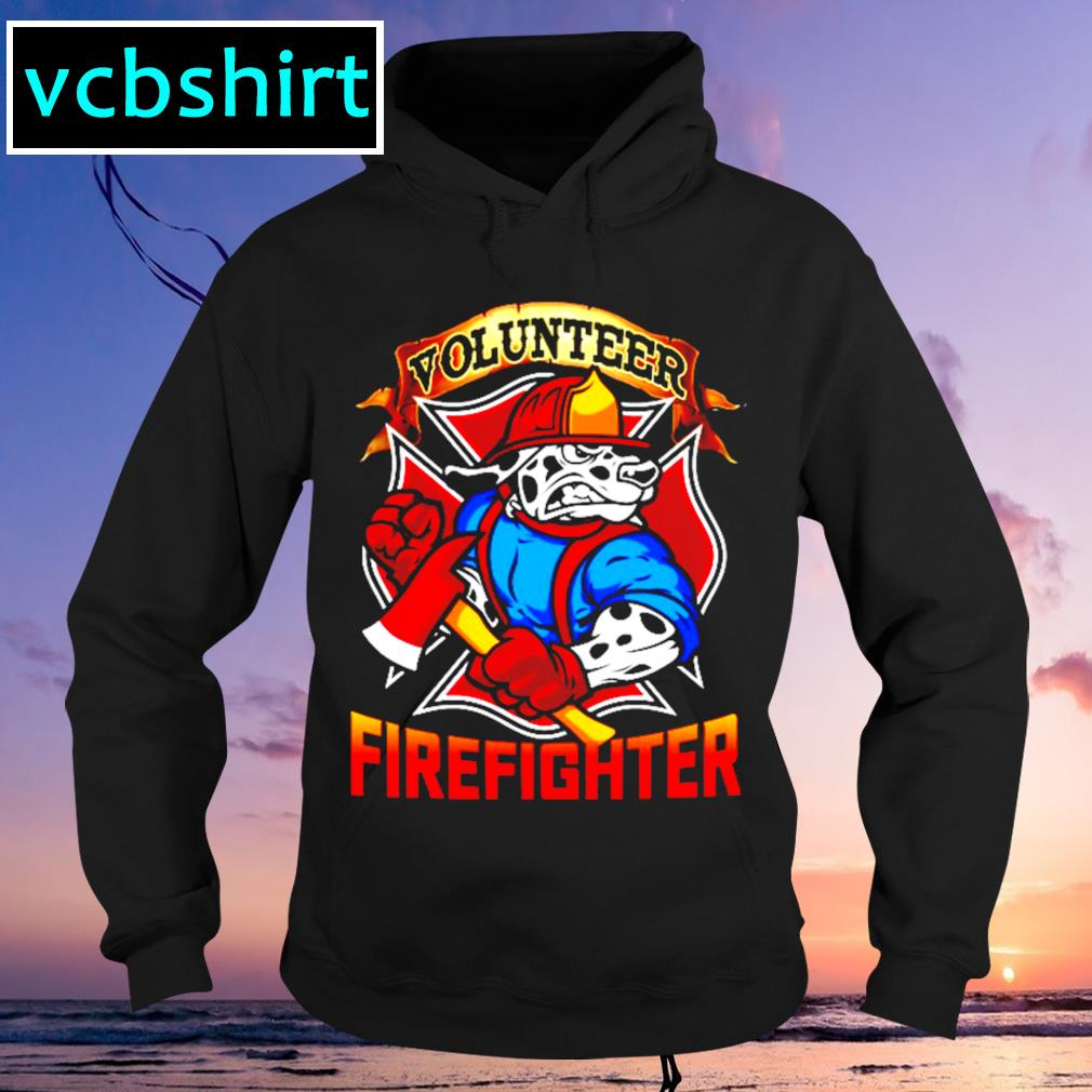 Volunteer firefighter s Hoodie