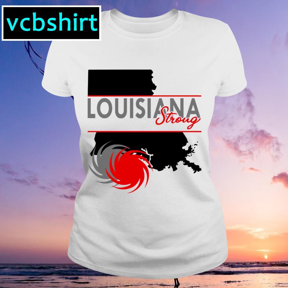 Louisiana strong s Ladies-tee