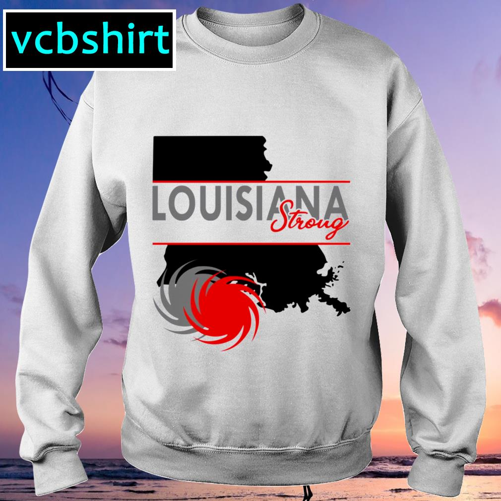Louisiana strong s Sweater