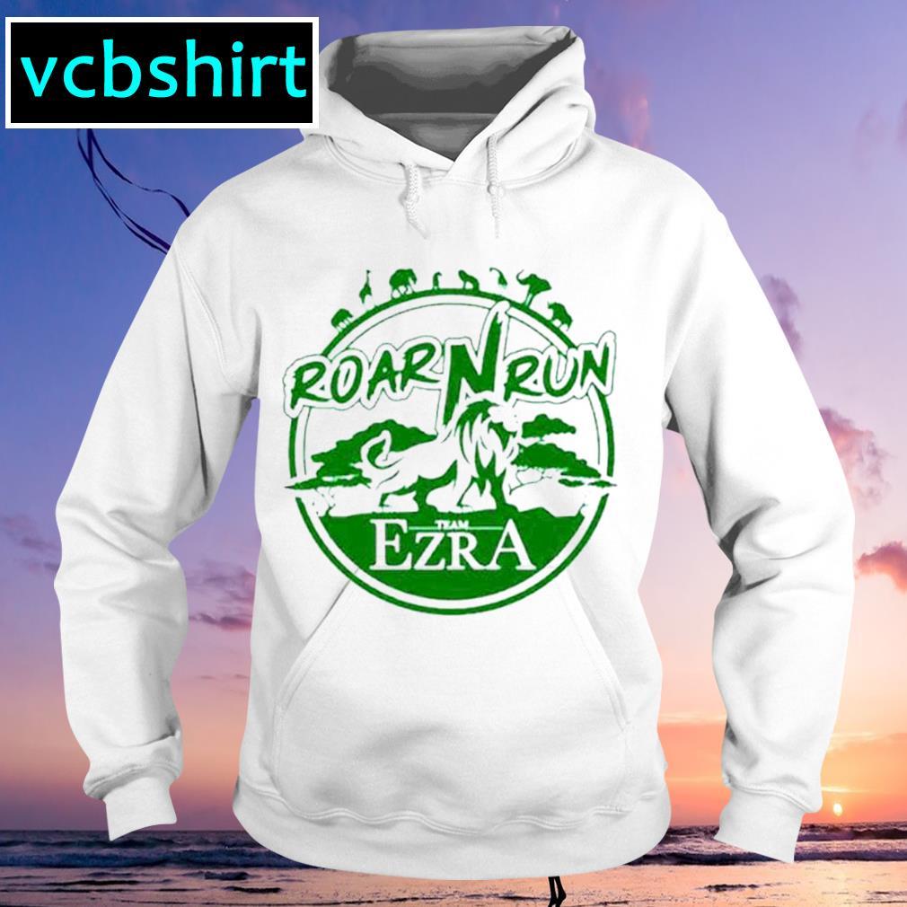 Roar Run team Ezra s Hoodie
