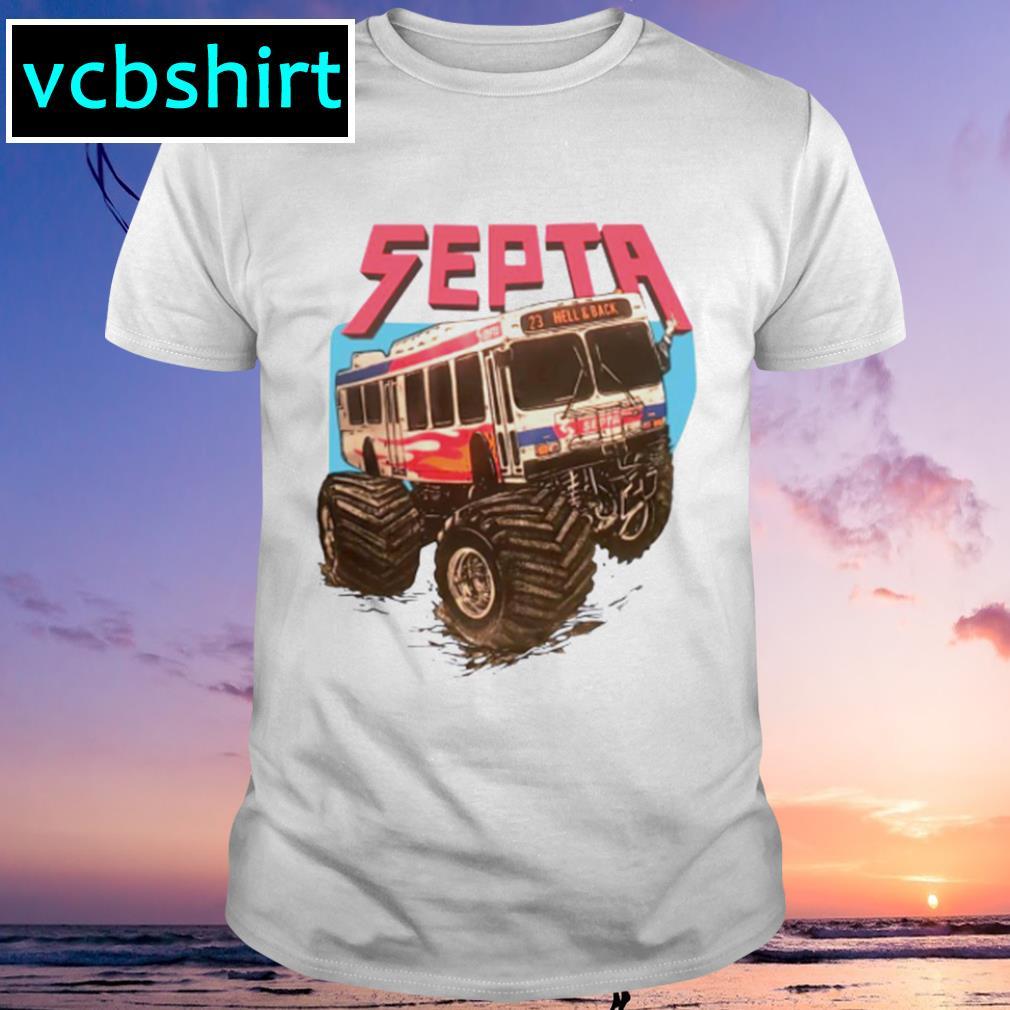Septa 23 Hell & back shirt