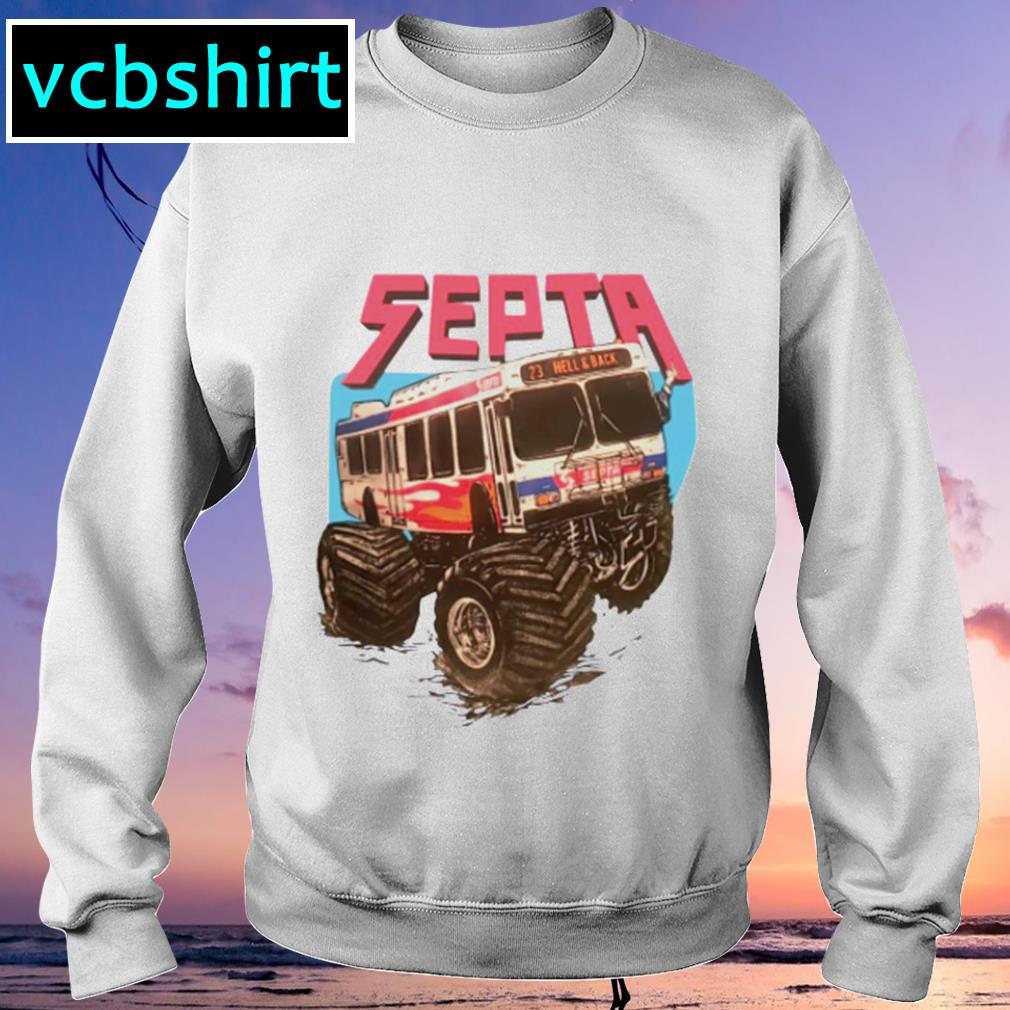 Septa 23 Hell & back s Sweater