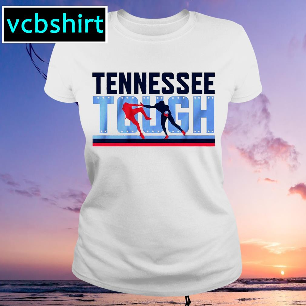 Tennessee Tough s Ladies-tee