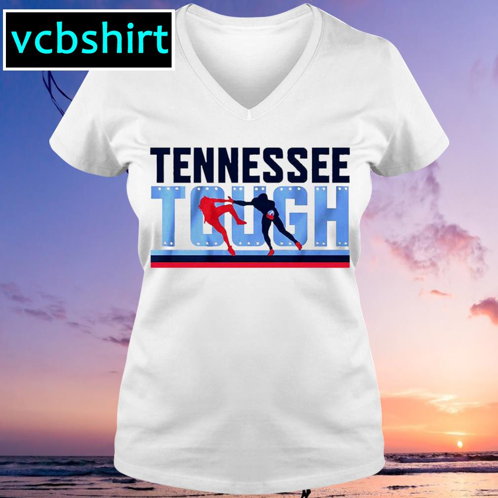 Tennessee Tough s V-neck t-shirt