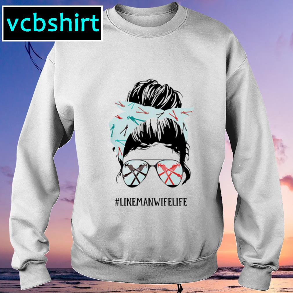 Women #linemanwifelife s Sweater